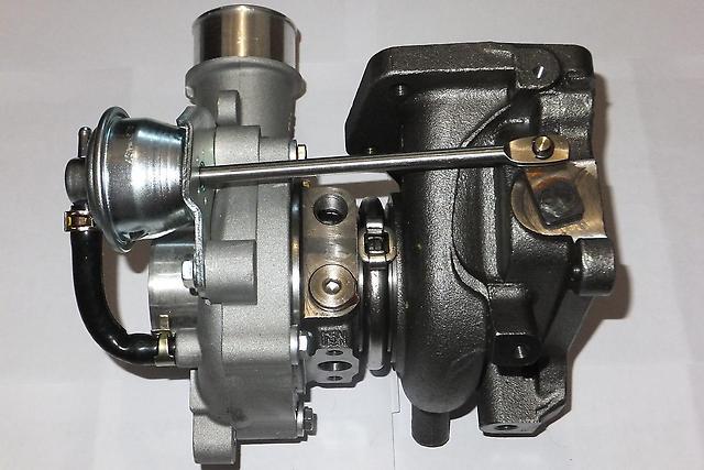 Турбина Mazda CX7