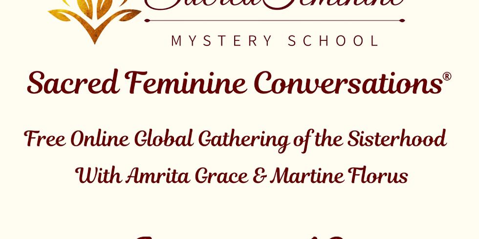 Global sisterhood online meeting 16 Januari 2021