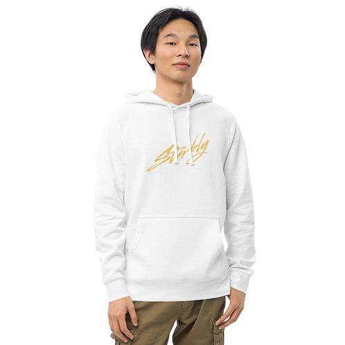 Unisex Starkly pocket hoodie