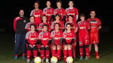 Les footballeuses courent « utile » contre le cancer