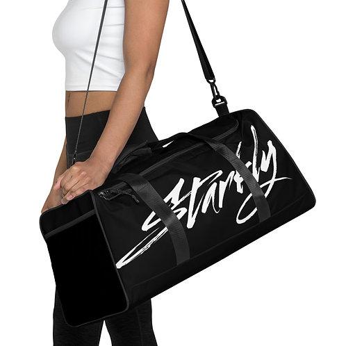 Duffle bag (Black & White)
