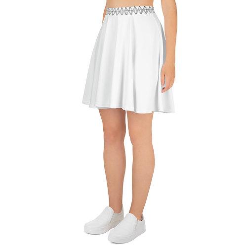 Diamond Print Skirt