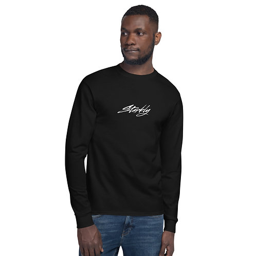 Men's Starkly x Champion Long Sleeve T-Shirt