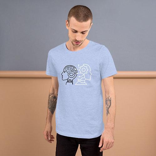 Human-Machine Short-Sleeve T-Shirt