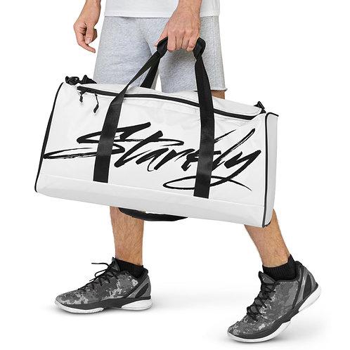 Duffle bag (White & Black)
