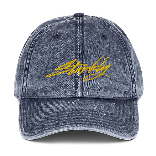 Vintage Starkly Cap