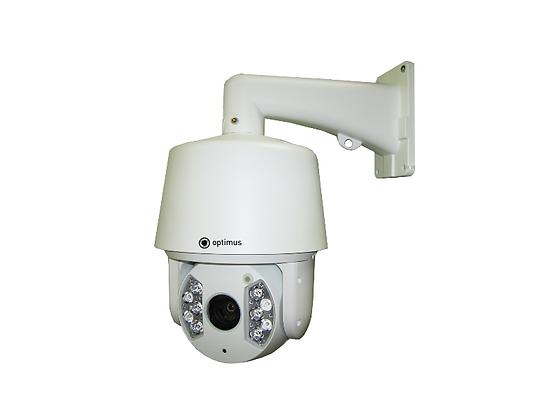 Скоростная купольная камера IP-P092.1(20x), 2,1Мп.