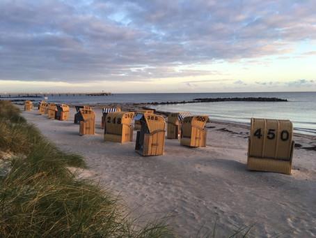 Urlaub an der Ostsee: erfrischend schön