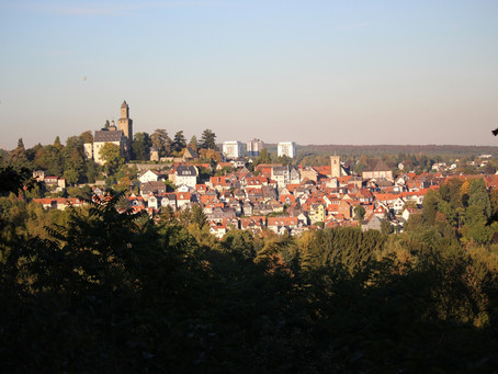 Taunus: Mainhattans Geheimparadies