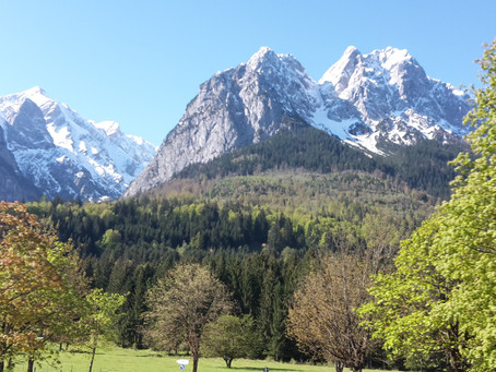 Natururlaub in Garmisch-Partenkirchen