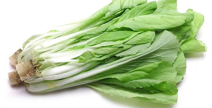 Komatsuna (Japanese Spinach)