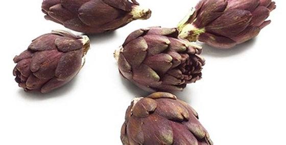 Baby Artichokes (Purple)