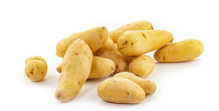 Potatoes (Fingerling, Russian Banana)