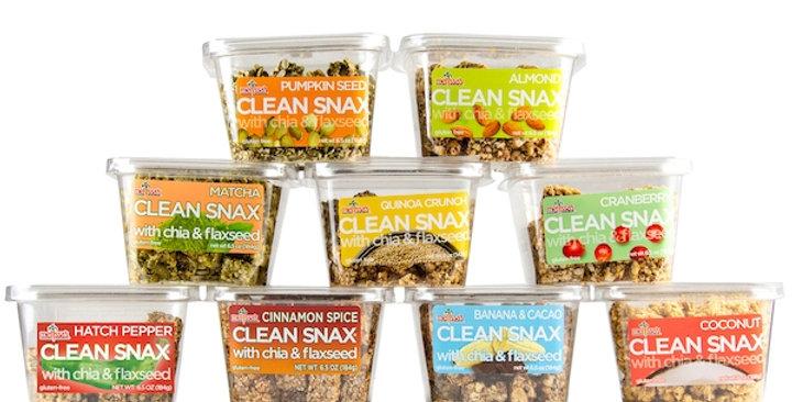 Clean Snax® - Choose 5 flavors