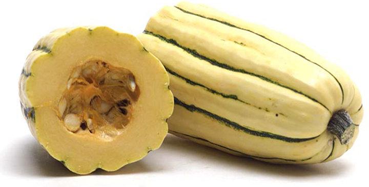 Organic Squash (Delicata)