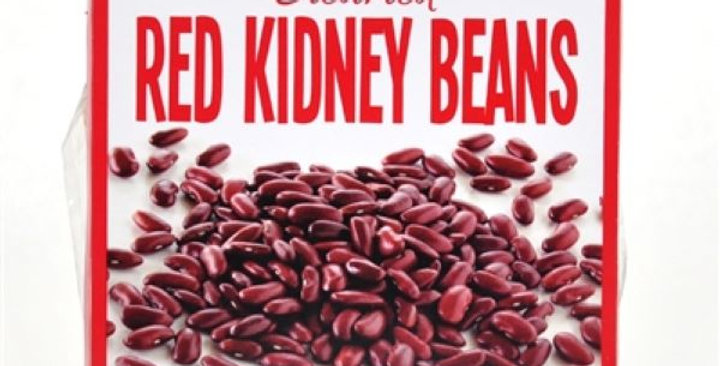 Steamed Red Kidney Beans