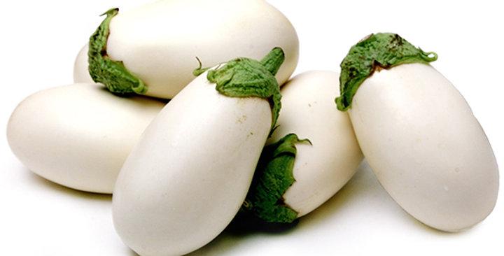 Eggplant (White)