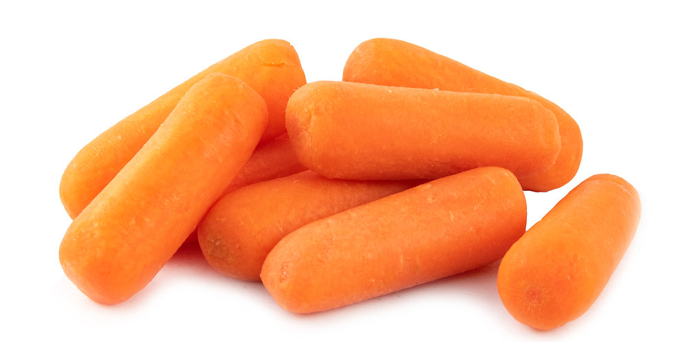 Organic Carrots (Cut Sweet Baby)