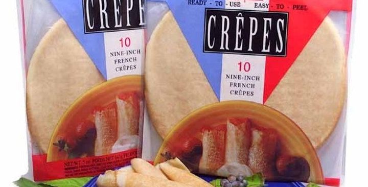 Crepes (Melissa's)