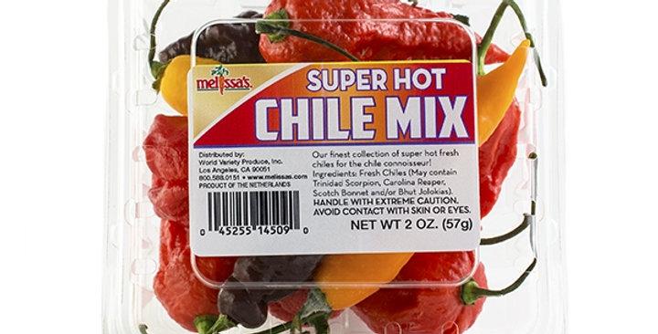 Peppers (Super Hot Mix)