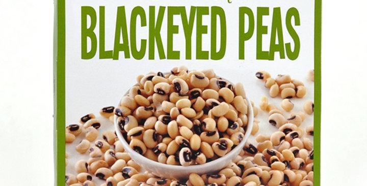 Steamed Blackeyed Peas