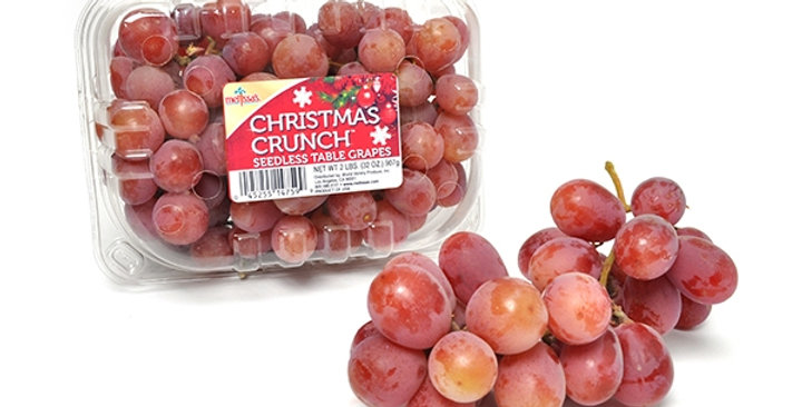 Grapes (Christmas Crunch®, Seedless)