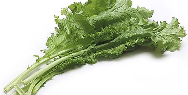 Organic Greens (Mustard)