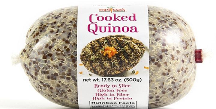 Quinoa, Cooked