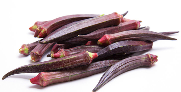 Okra (Red)