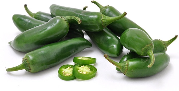 Organic Peppers (Jalapeno, Green)