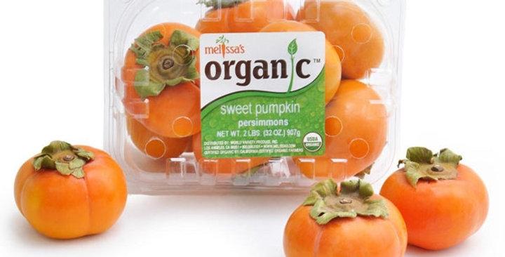 Organic Persimmons (Sweet Pumpkin)