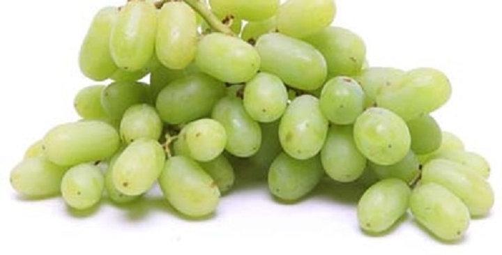 Grapes (Green, Seedless)