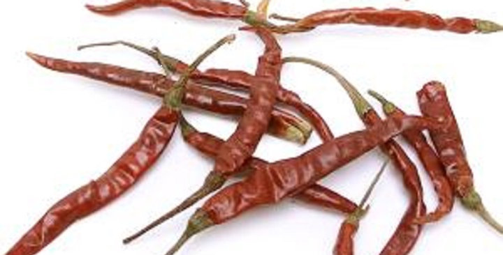 Dried Peppers (De Arbol)