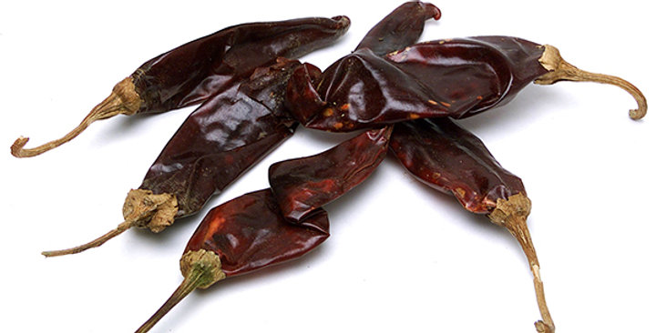 Dried Peppers (Guajillo)