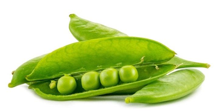 Organic Peas (Sugar Snap)