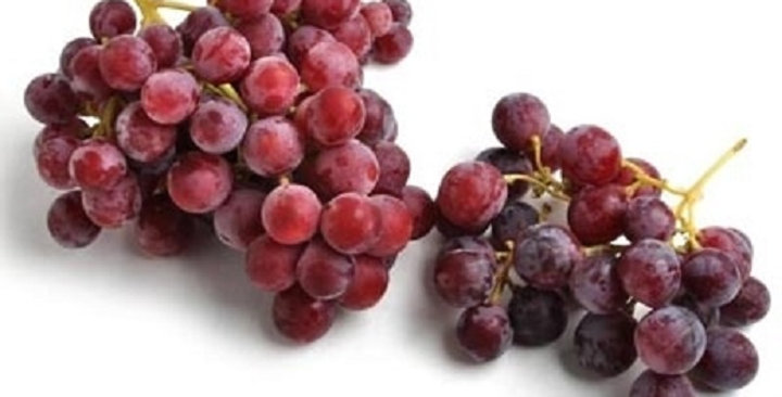 Organic Grapes (Red Seedless)