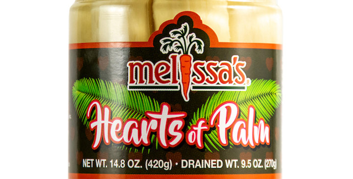 Hearts of Palm (Jarred)
