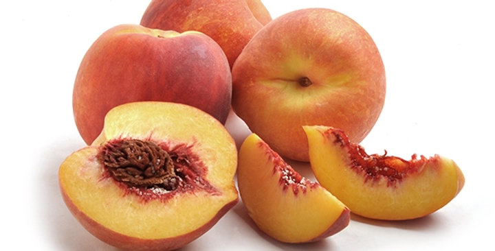 Organic Peaches (Yellow, Assorted)