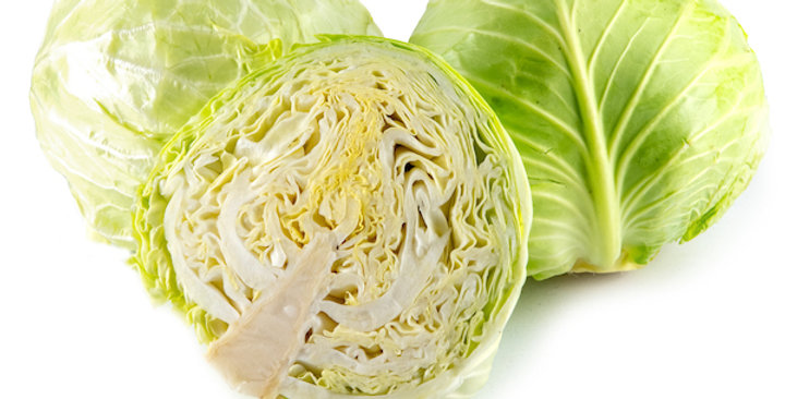 Organic Cabbage (Green)
