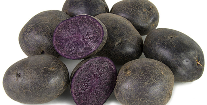 Potatoes (Creamer, Purple)