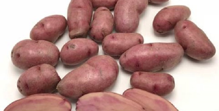 Potatoes (Fingerling, Amarosa)