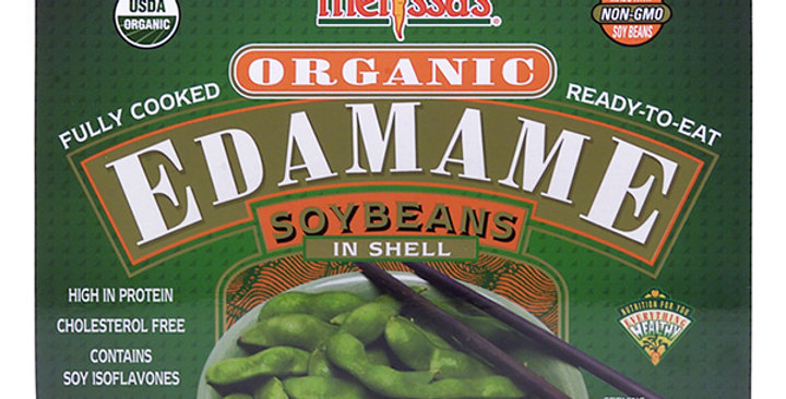 Organic Edamame (In Shell)