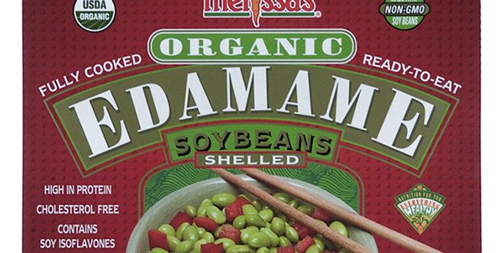 Organic Edamame (Shelled)