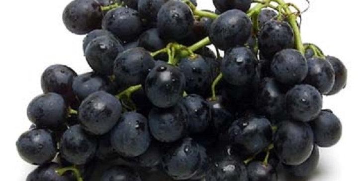 Organic Grapes (Black Seedless)
