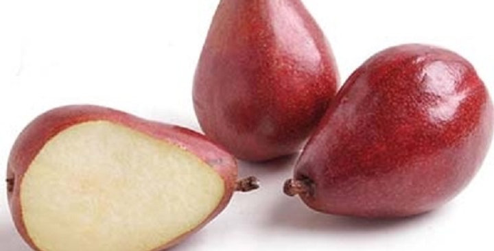 Pears (D'Anjou, Red)