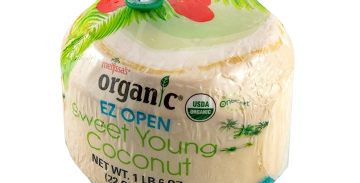 Organic Coconut (EZ Open Sweet Young)