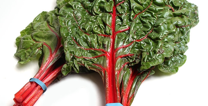 Organic Chard (Red)