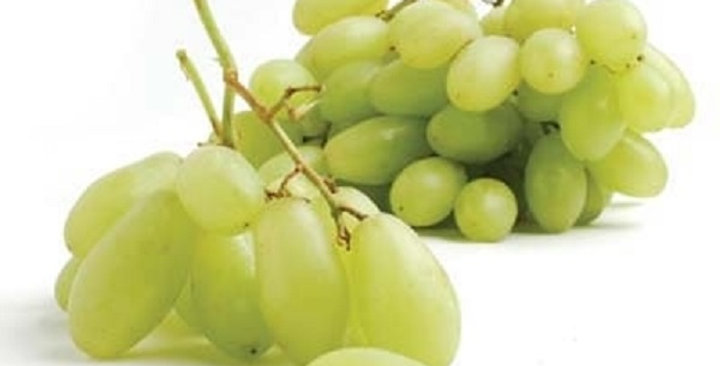 Organic Grapes (Green Seedless)
