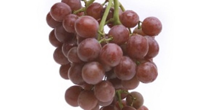 Grapes (Red, Seedless)