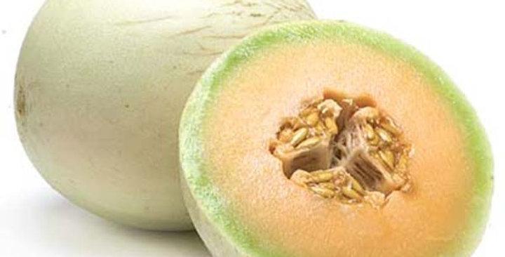 Organic Melons (Honeydew, Orange Flesh)